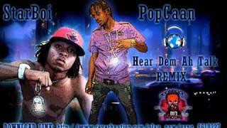 Popcaan ft. StarBoi - Hear Dem Ah Talk REMIX (Bottle Party Riddim)