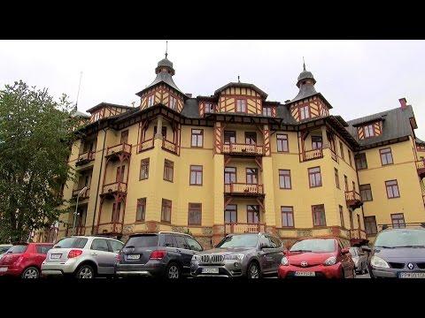 Starý Smokovec, Slovensko (Slovakia, Słowacja) [HD] (videoturysta.eu)