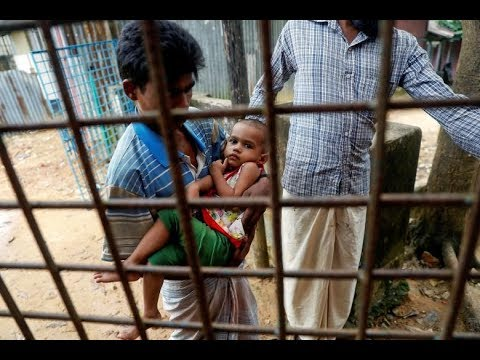 Staving off disease in Rohingya refugee camps | NCB