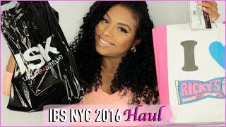 IBS New York 2016 HAUL | Shelly Nicole