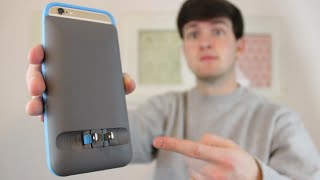 the coolest iphone battery case prong pwr iphone 6 6s battery case review
