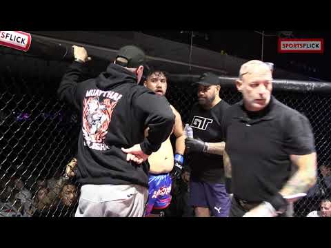 XFC 50 - 4 - Clay Pemberton vs Tito Carle