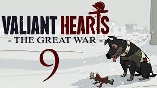 Valiant Hearts: The Great War - Прохождение игры на русском [#9] Ипр