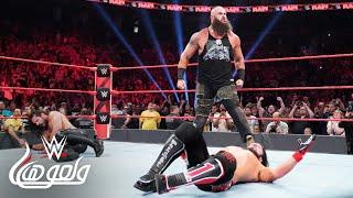 "WWE Wal3ooha: برون سترومان ينقذ سيث رولينز من ""ذا أو سي"""
