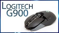 Logitech G900 - Paras Langaton Pelihiiri - Arvostelu & Tilaa Netistä (Halvin Hinta)