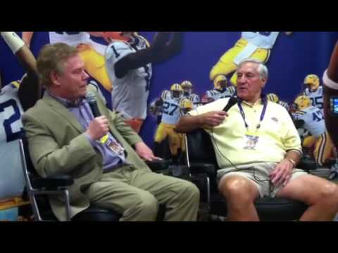 Jim Taylor reminisces about LSU and pro playing days (2-of-2)