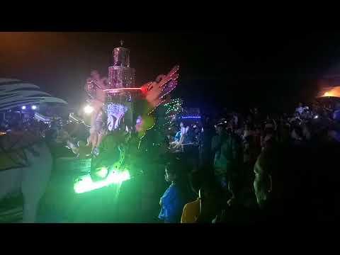 Festival arakan sahur Kuala tungkal, 2018 #9