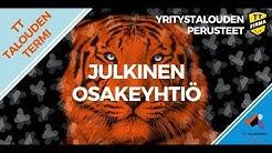 TT Talouden Termi - Julkinen osakeyhtiö, Oyj