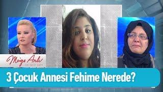 3 Çocuk annesi Fehime Dirier nerede? - Müge Anlı ile Tatlı Sert 28 Mart 2019