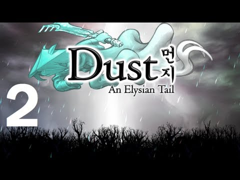 Dust: An Elysian Tail(2): A Most Mysterious Merchant
