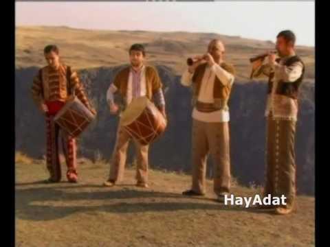 Армянский танец Ярхушта/ Armenian National Dance Yarkhushta