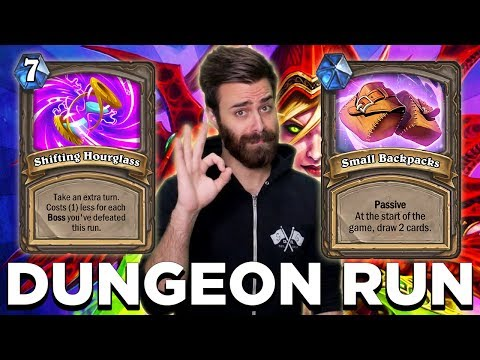 Can't Be This Easy...RIGHT? | Hearthstone Dungeon Run [Rogue] w/ ShadyPenguinn