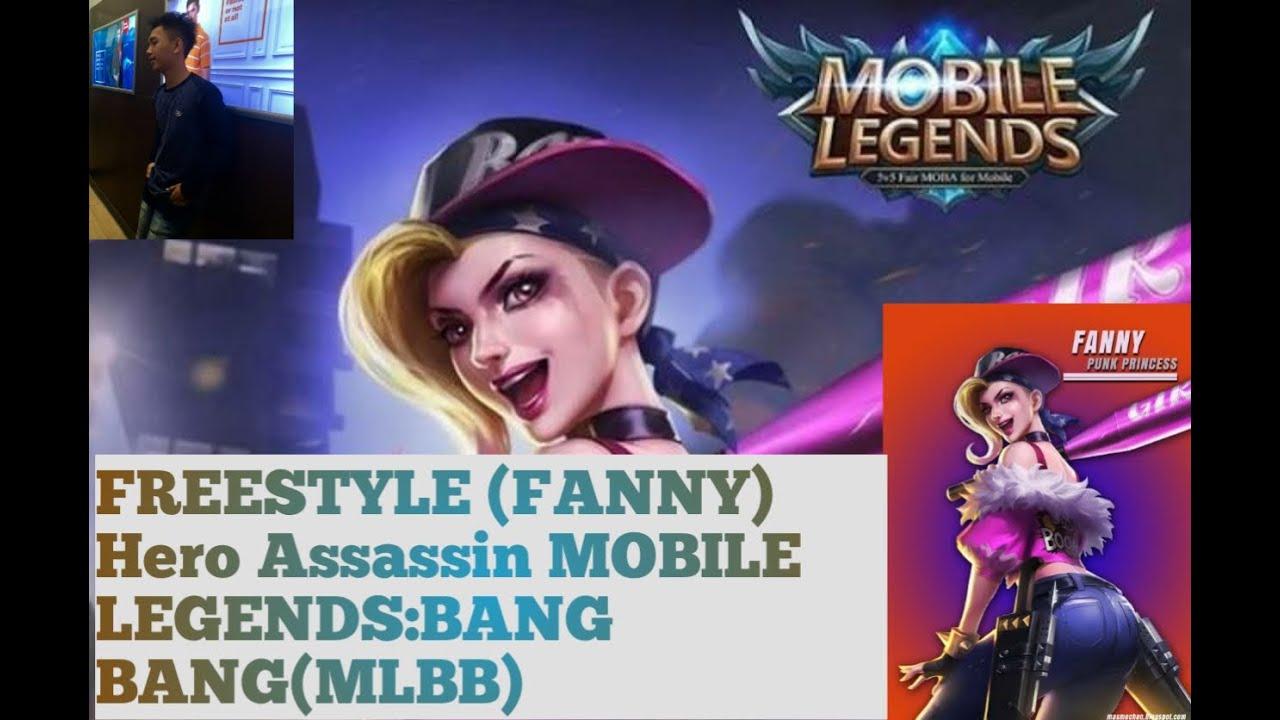 FREESTYLE (FANNY) Hero Assassin MOBILE LEGENDS:BANG BANG ...