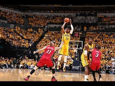 Heat vs. Pacers: Game 1 Recap