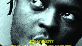 "SUGAR MINOTT""SLICE OF THE CAKE /DONT BITE THE HAND THAT FEEDS YOU"" MIX."