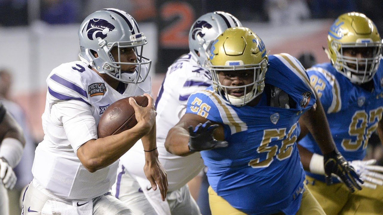 Cactus Bowl recap: UCLA shut out in second half as Kansas State rolls to victory