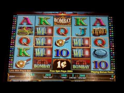IGT Gaming - Bombay Slot Bonus