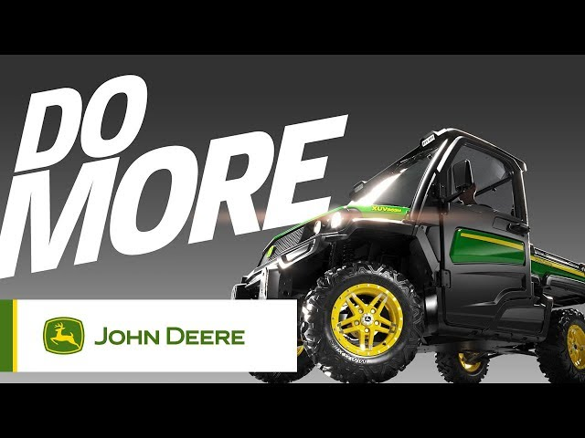 John Deere Gator - DO MORE