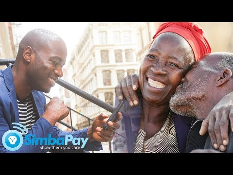 SimbaPay enables users to instantly send money abroad