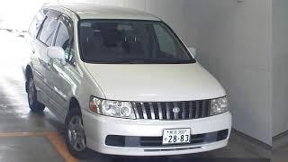 1999 Nissan Bassara JU30