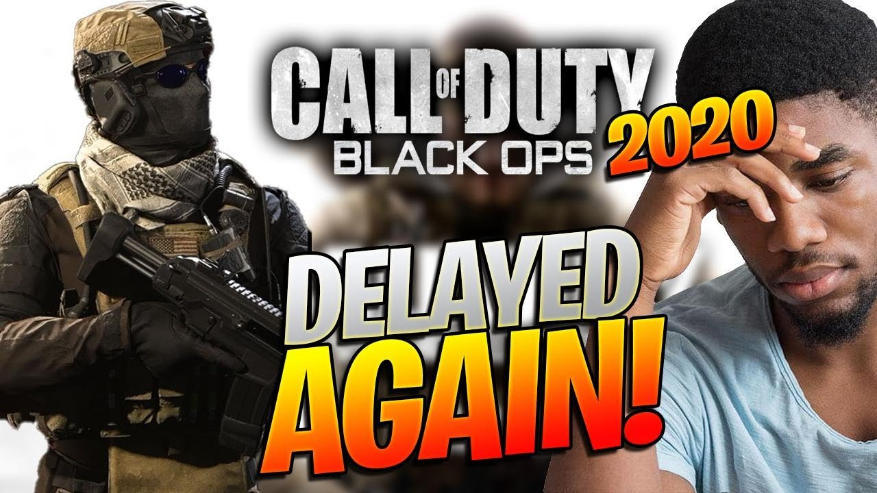 NEW Call Of Duty 2020 DELAYED AGAIN... (Black Ops: Cold War)