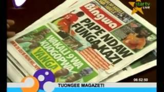 MAGAZETI AUGUST 29 2015 | STAR TV