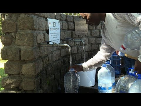 As Cape Town drought bites, residents prepare for 'Day Zero'