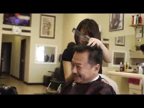 MC VIET THAO-CBL (263)- HỚT TÓC VỚI STARR SALON IN FORT WORTH- CHUYỆN BÊN LỀ- MAR. 28, 2014
