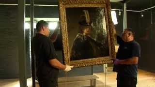 Rembrandt self-portrait mystery solved