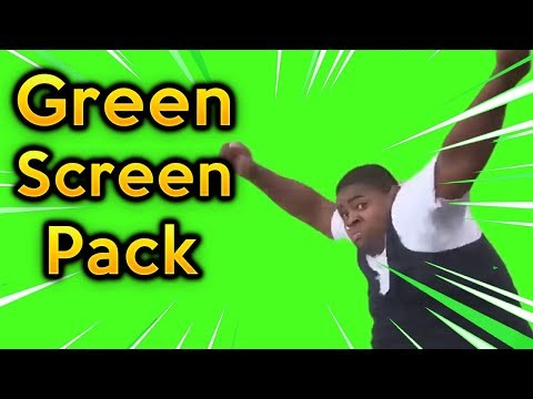 [30+] GREEN SCREEN EFFECTS PACK (FOR CEEDAY/ANTHONYPIT1)