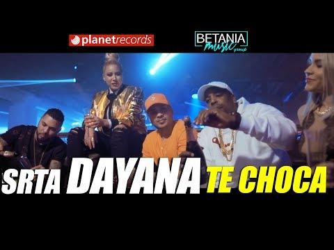 SRTA DAYANA - Te Choca (Official Video by Adriano DJ) Trap 2018 - Trap Cubano - Клип смотреть онлайн с ютуб youtube, скачать