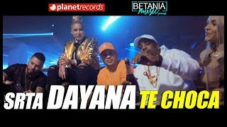 SRTA DAYANA - Te Choca (Official Video by Adriano DJ) Trap 2018 - Trap Cubano