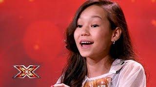Самые молодые участники X Factor. Прослушивания. X Factor Kazakhstan 6 Эпизод.