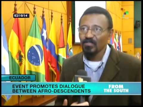 Afro-Andean Conference underway in Quito