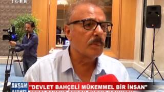 FERDİ TAYFUR'UN DEVLET BAHÇELİ SEVGİSİ