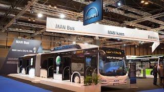 MAN Truck & Bus Iberia en la FIAA 2014
