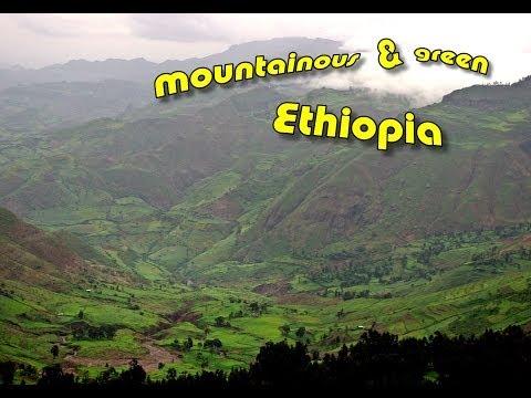 Rusty 2 Africa: Green Ethiopia
