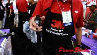 3M Perfect-It Paint Finishing System SEMA : Power Brake TV