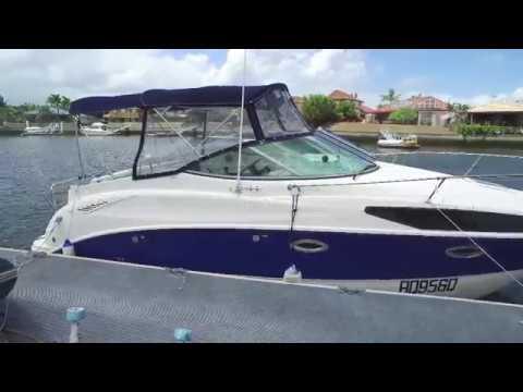 Bayliner 265 for sale, Action Boating, boat sales, Gold Coast, Queensland, Australia