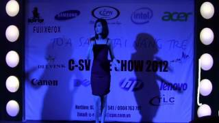 C-SV LIVE SHOW - Sarah With Love - Thanh Nhàn