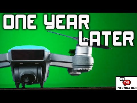 DJI Spark! ONE YEAR LATER!  A GREAT DRONE or the GREATEST DRONE?!