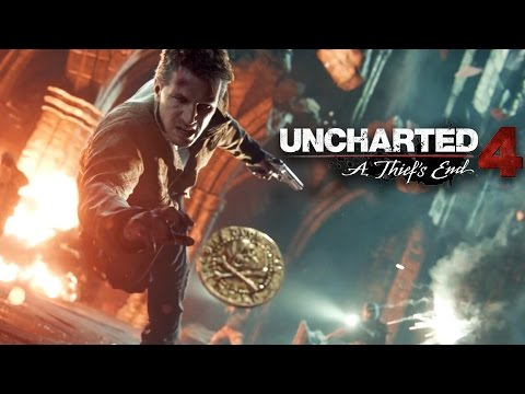 Man Behind the Treasure Trailer - Uncharted 4: A Thief's End