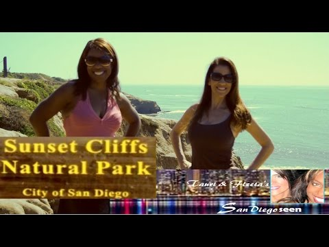 Sunset Cliffs- Natural Park, San Diego - cliffs, surf, Sunsets - As we have seen it...