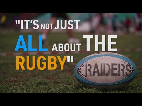 Raiders rugby club: A community without boundaries