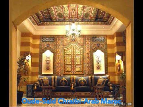 Oude -  Said Chraibi Arab Maroc - سعيد الشرايبي وعزف على الة العود