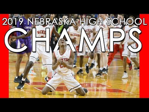 Omaha South Vs Omaha Central - 2019 Nebraska State High School Basketball Championship