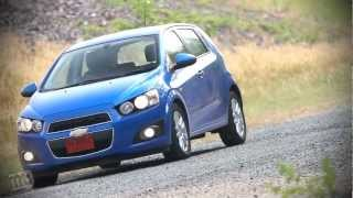 Test Drive: 2013 Chevrolet Sonic Hatchback
