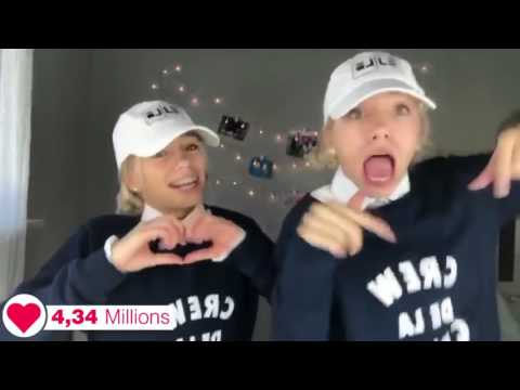 Lisa and Lena Top 50 Best Musical.ly