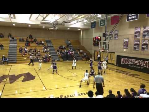 2015 11 20 Holly Springs v Wakefield Girls Varsity Basketball