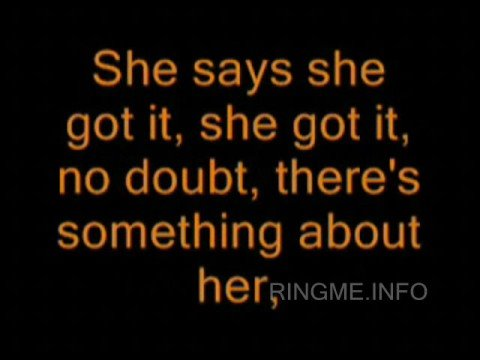 Ne-Yo - Miss Independent Lyrics Karaoke ringtone